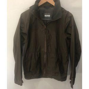 Columbia Omni-Tech waterproof hooded jacket